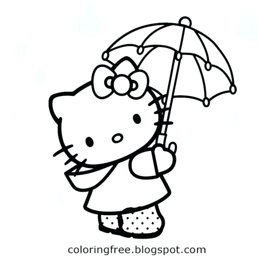 863x863 Coloring Pages For Hello Kitty Free Printable Coloring Pages Free