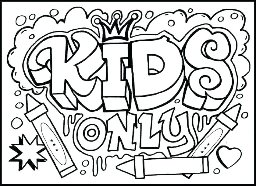 840x612 Fun Coloring Pages Fun Pictures To Color Fun Colouring Pages