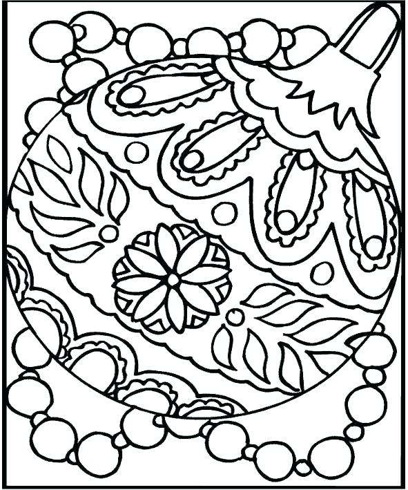 591x709 Funny Christmas Coloring Pages Abstract Color Pages Abstract Color