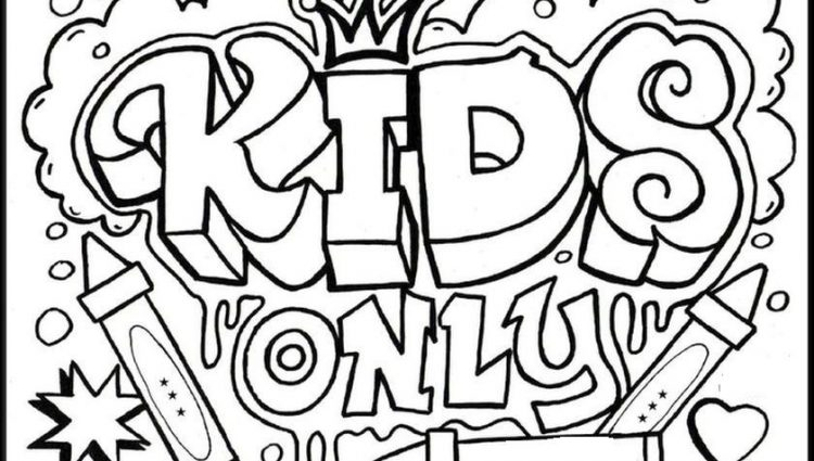 750x425 Fun Coloring Pages For Kids Kids Fun Coloring Pages Fun Coloring