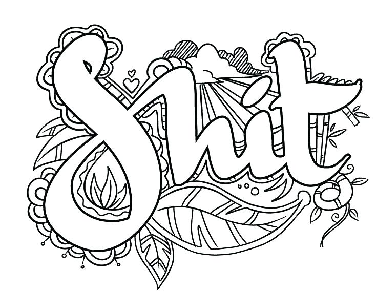 Fun Coloring Pages For Adults At Getdrawings Com Free For Personal