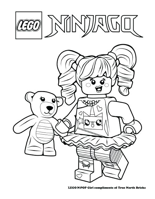 500x640 Lego Girl Coloring Pages Lego Girl Coloring Pages Girl Lego