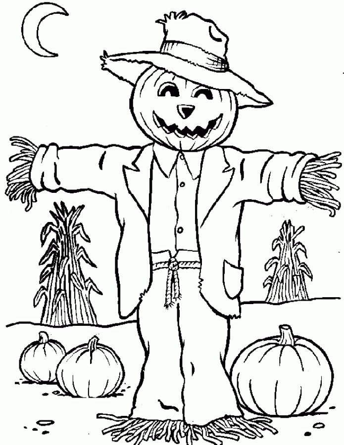 Fun Coloring Pages For Kindergarten