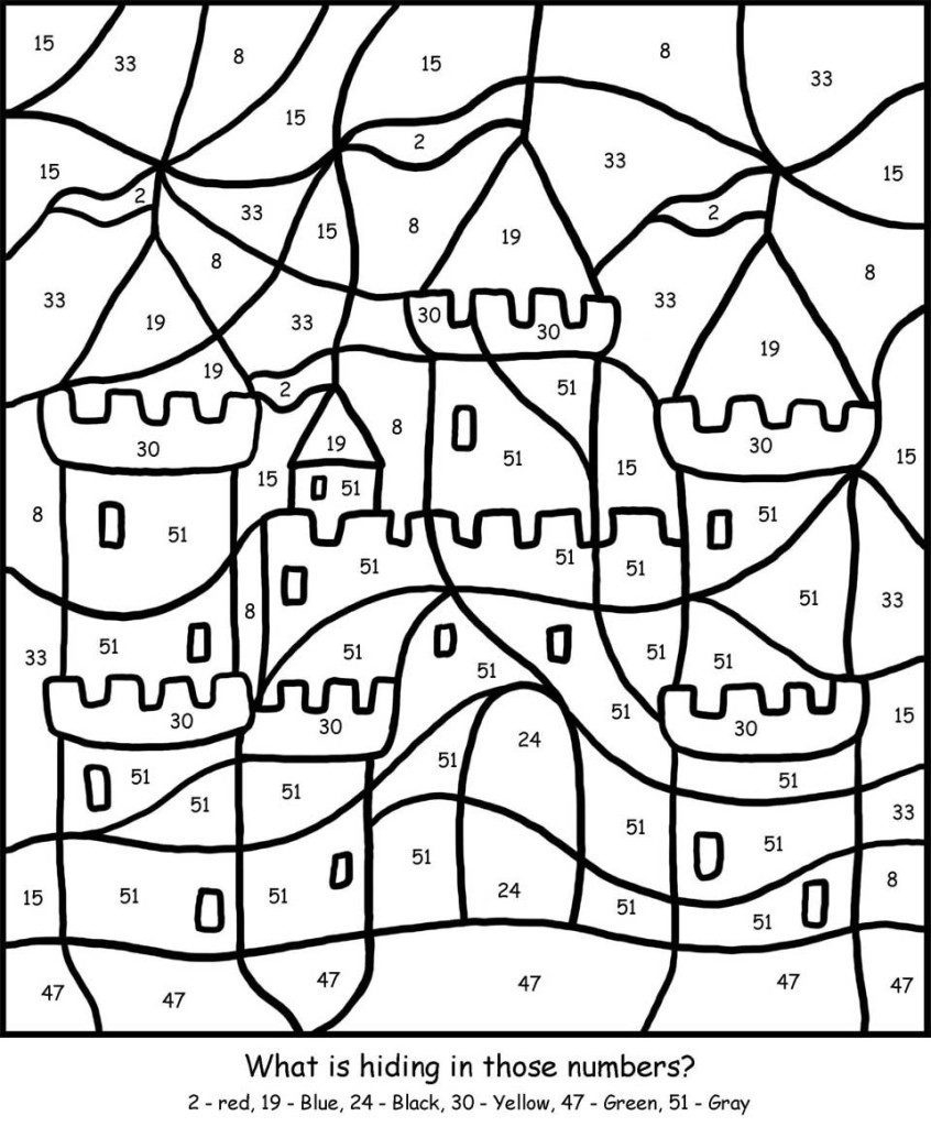 846x1024 Fun Coloring Pages For Older Kids