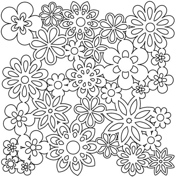 590x595 Best Images On Coloring Books, Print