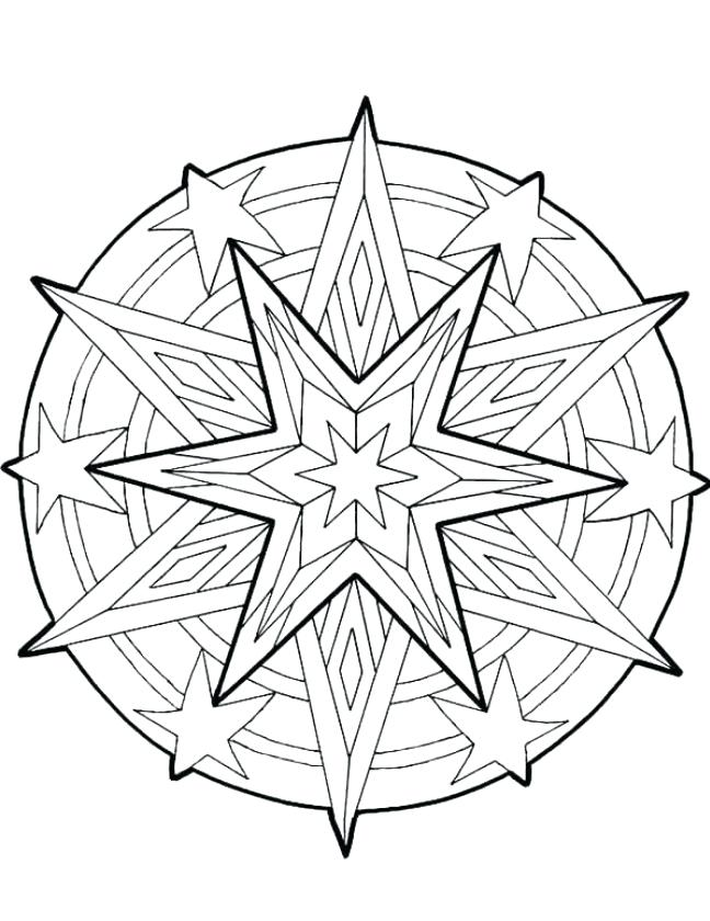648x840 Fun Coloring Pages For Older Kids