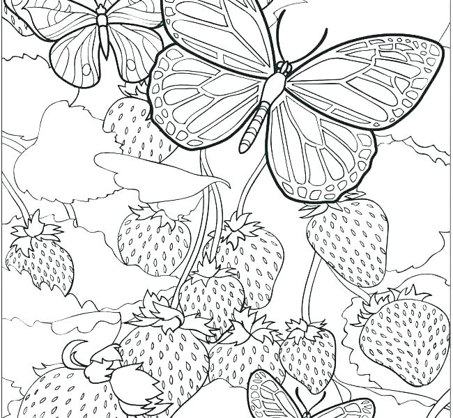 650x600 Coloring Pages For Older Kids Fun Printable Coloring Sheets Free