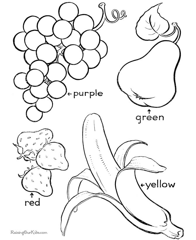 Fun Coloring Pages For Toddlers at GetDrawings.com | Free ...