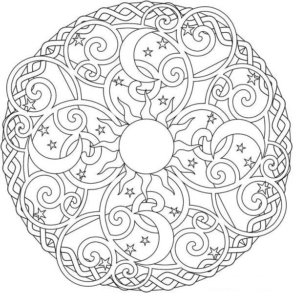600x600 Pattern Pictures To Colour Pattern Pictures To Colour Pattern