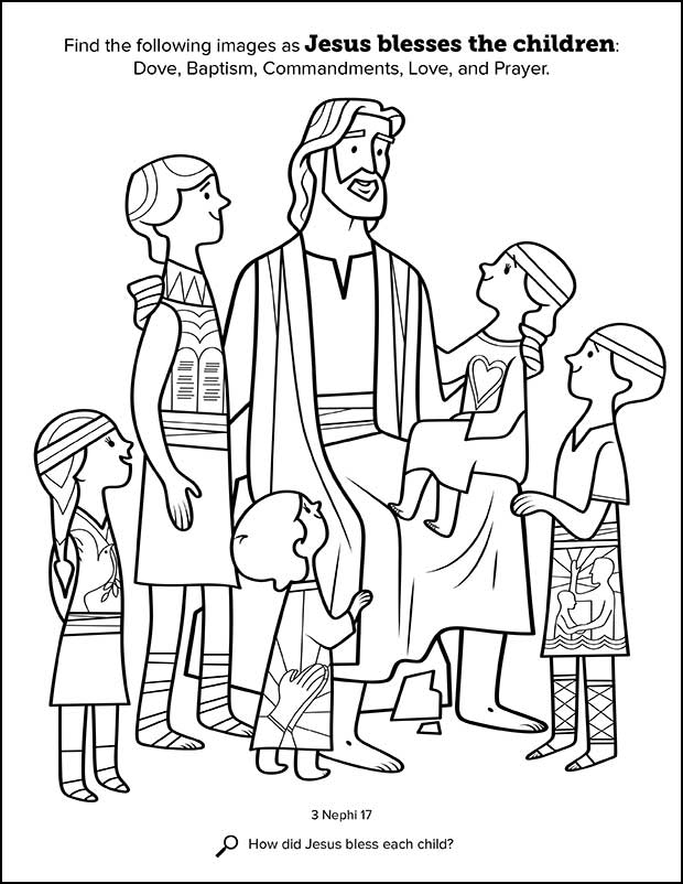 620x802 Fair Book Mormon Coloring Pages Printable To Funny Book