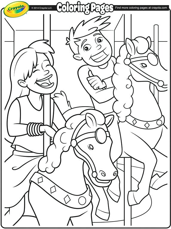 572x762 Fair Coloring Pages At The Fair Coloring Pages Fun Fair Coloring