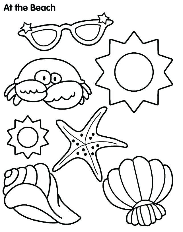 643x815 Summer Colouring Pages At The Funfair Colouring Page Summer