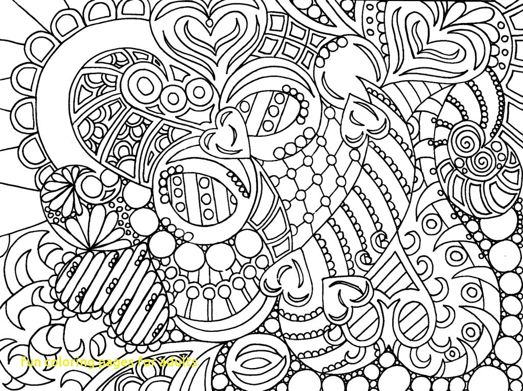 Fun Hard Coloring Pages At Getdrawings Free Download