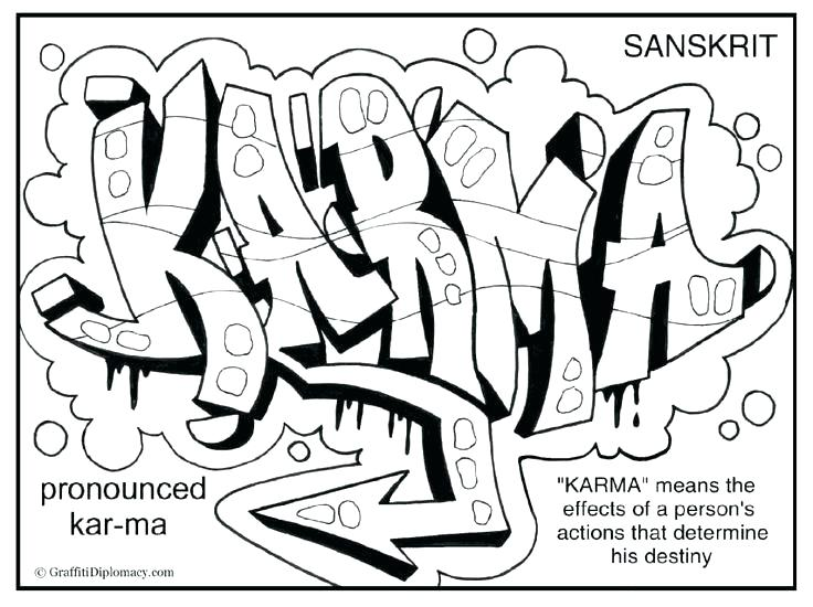 736x550 Cuss Word Coloring Pages