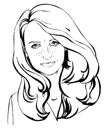411x497 Funny Faces Coloring Pages Funny Faces Coloring Sheets Pages