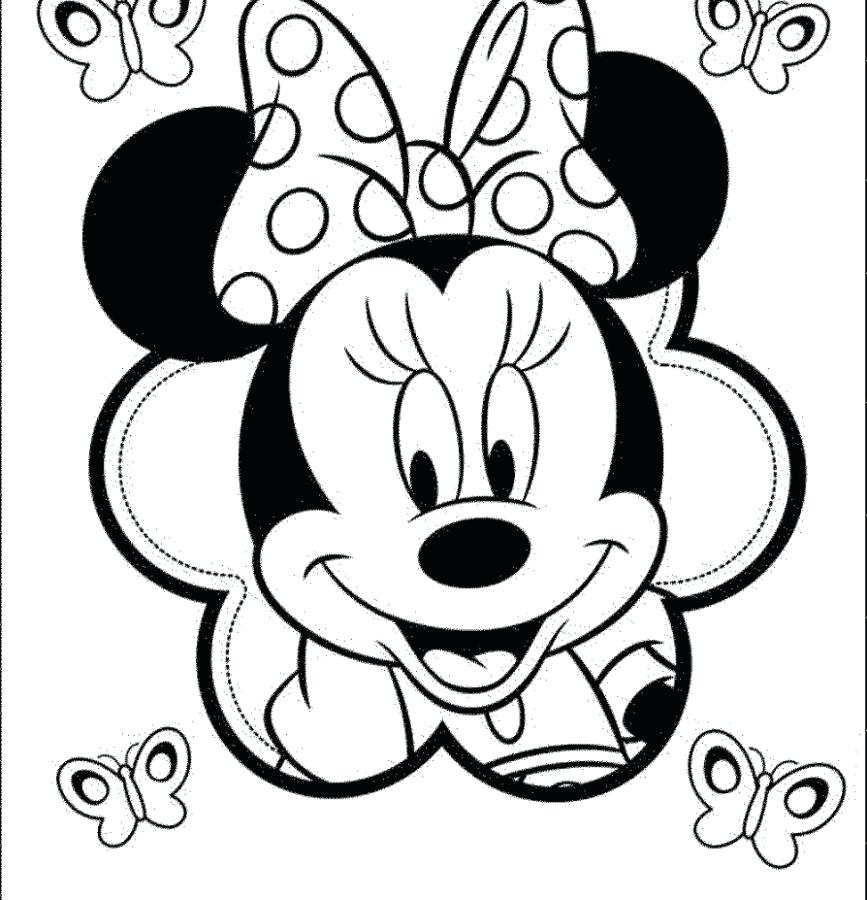 867x900 Coloring Pages Of Faces Coloring For Draw Clown Colouring Funny
