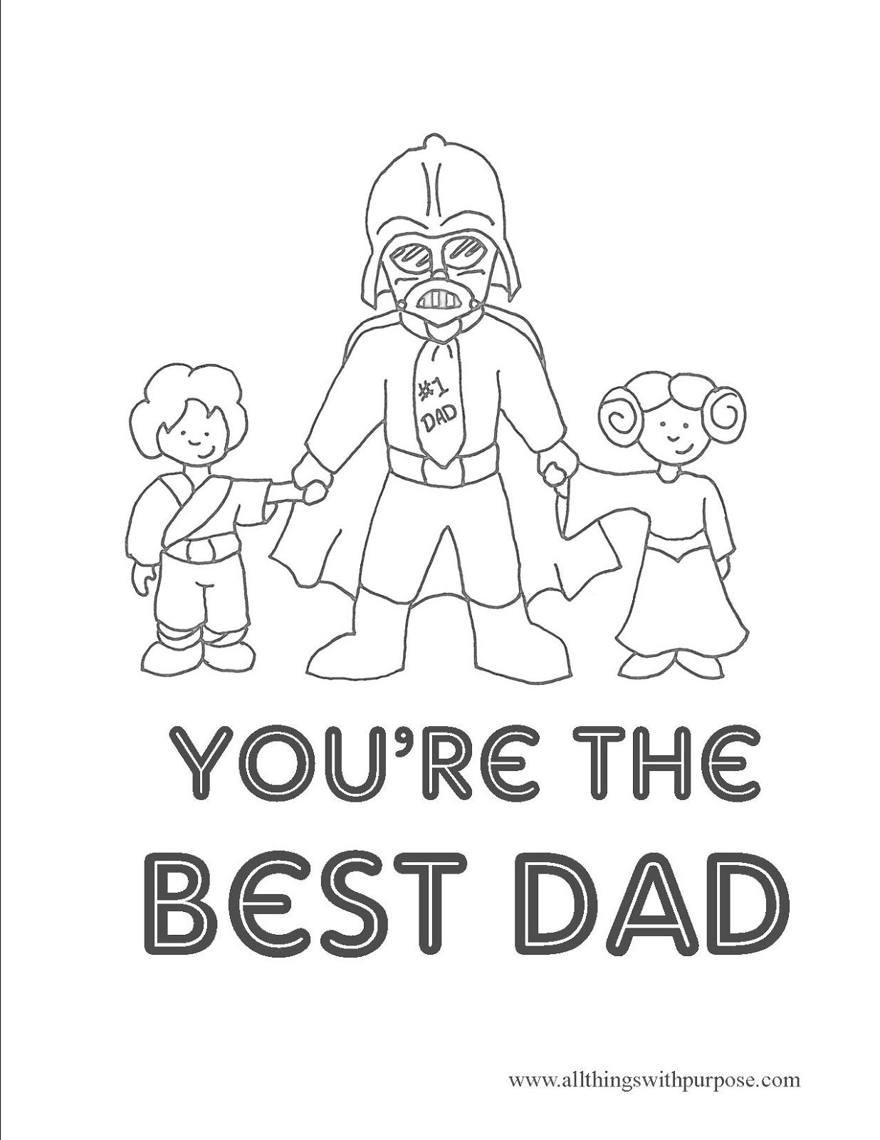 Funny Fathers Day Coloring Pages At Getdrawings Com Free For