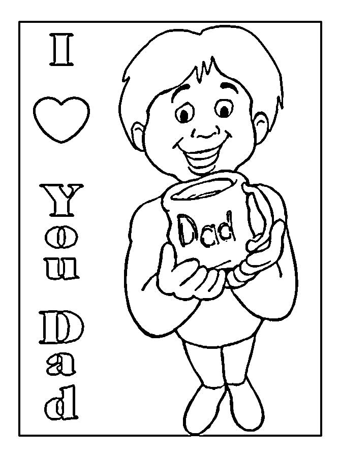 669x902 Father's Day Celebration Sketches