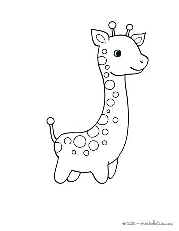 364x470 Baby Zebra Coloring Pages Cute Zebra Coloring Pages Cute Giraffe