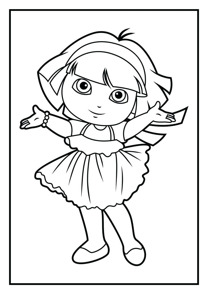 728x1030 Funny Coloring Pages And Coloring Pages Funny Monster Coloring
