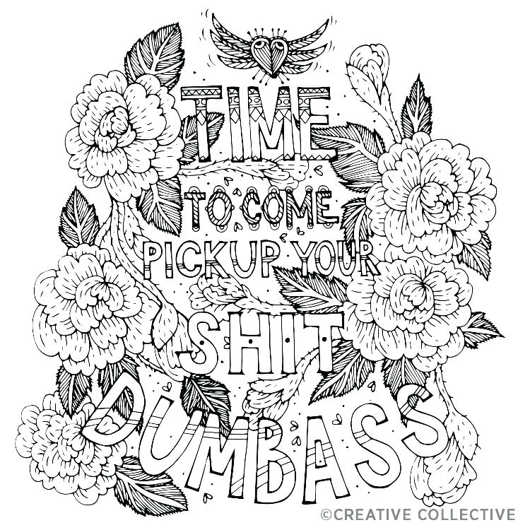 750x750 Funny Adult Coloring Books As Well As This Is Adult Coloring Pages