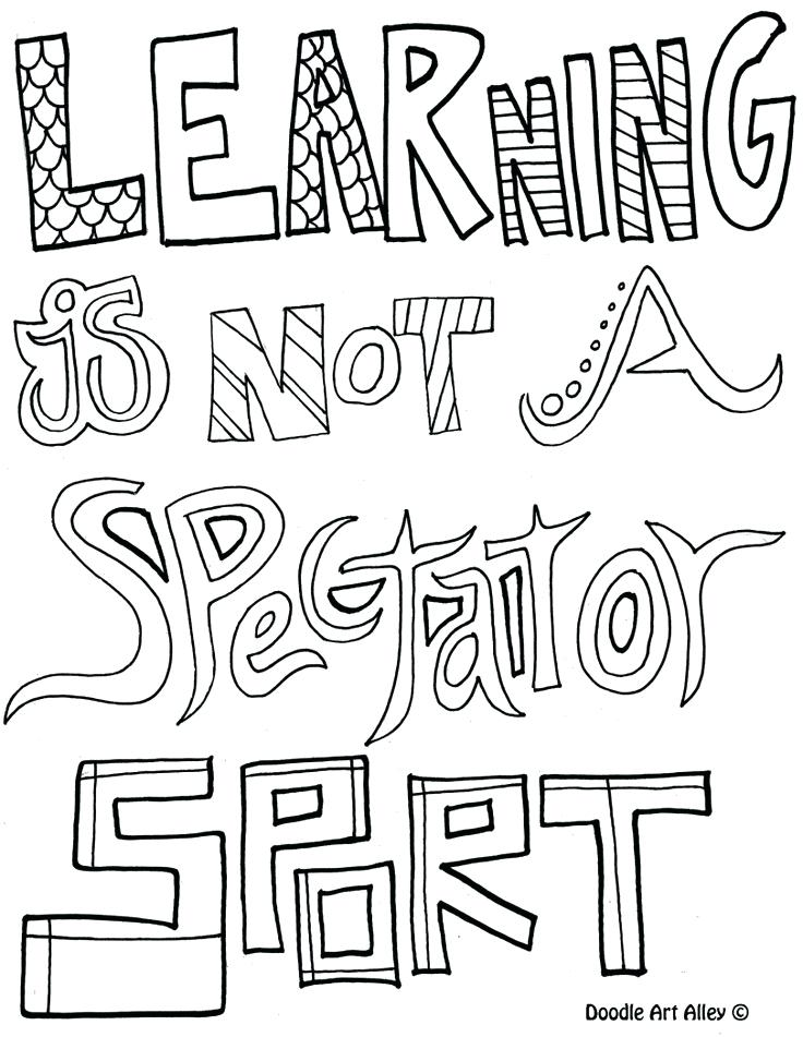 736x951 Sayings Coloring Pages All Quotes Coloring Pages Funny Sayings
