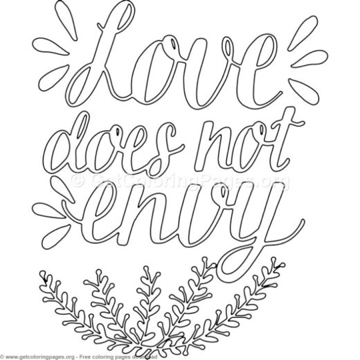 520x520 Funny Quote Coloring Pages