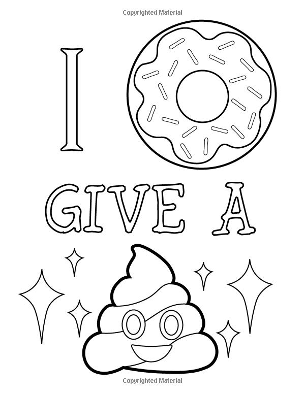 600x776 Emoji Coloring Book Of Funny Stuff, Cute Faces