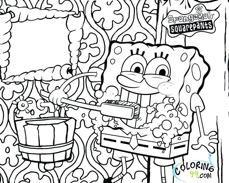 900x720 Spongebob Coloring Pages To Print And Coloring Pages To Print