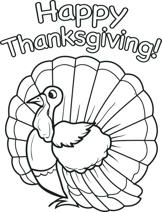 534x700 Funny Turkey Color Pages Cooked Turkey Coloring Pages