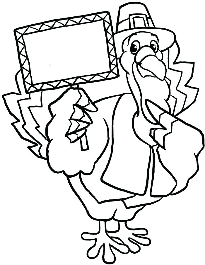700x905 Silly Turkey Coloring Pages