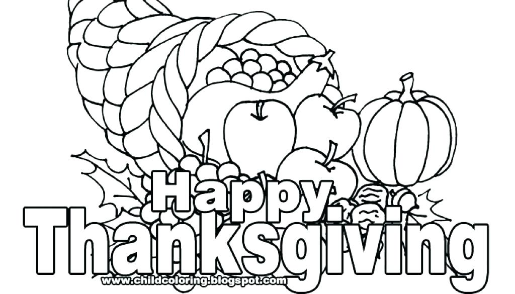 1024x585 Thanksgiving Turkey Coloring Page Thanksgiving Turkey Coloring