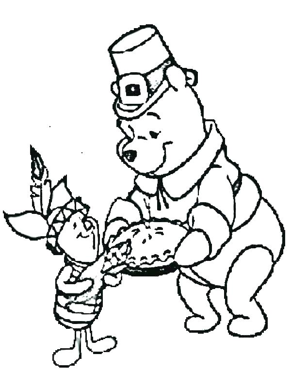 600x800 Turkey Coloring Page X Free Turkey Coloring Pages For Kindergarten