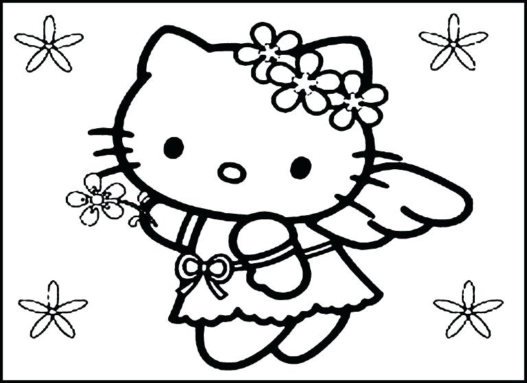 768x559 Turkey Coloring Picture Hello Kitty Turkey Coloring Pages Copy
