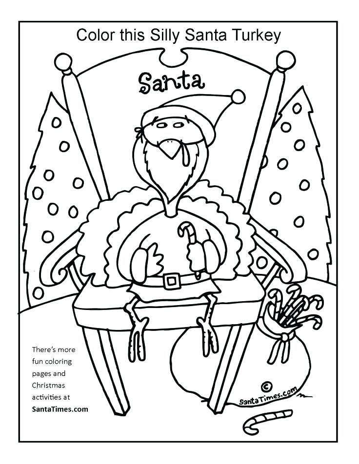 736x952 Cute Turkey Coloring Pages Free Printable Thanksgiving Coloring