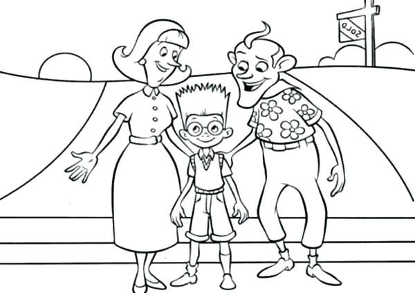 600x423 Parents Coloring Pages Parents Coloring Pages Meet The And His
