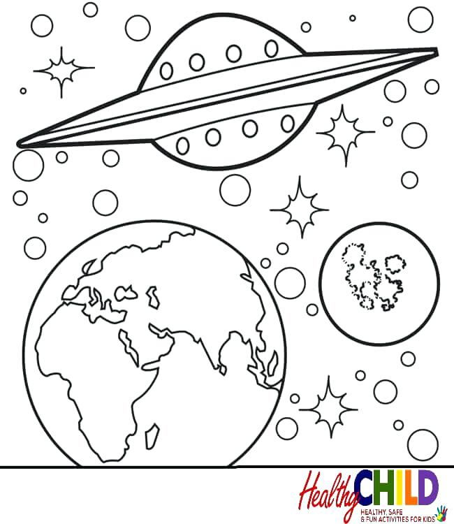 The Best Free Galaxy Coloring Page Images Download From 174 Free