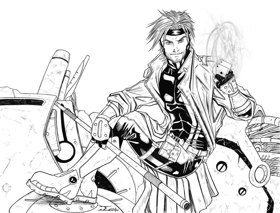 900x685 Gambit Ink