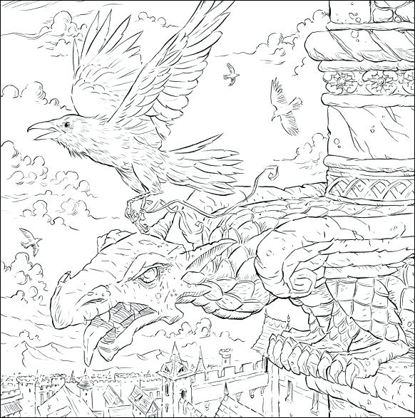 582x587 Game Of Thrones Coloring Book Best Of Game Of Thrones Coloring
