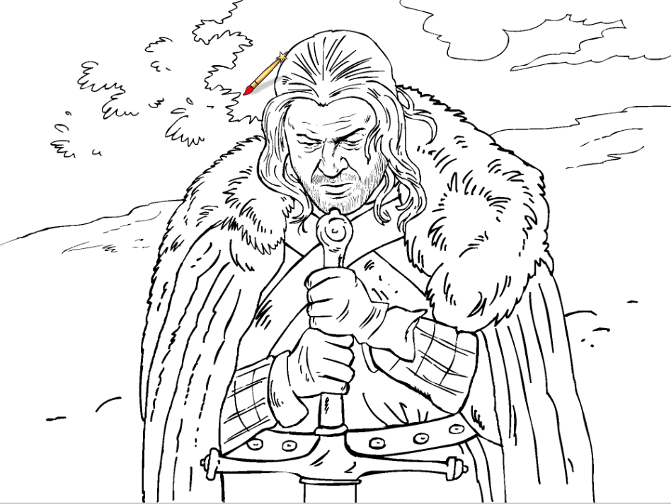 948x713 Game Of Thrones Coloring Pages Captivating Game Of Thrones