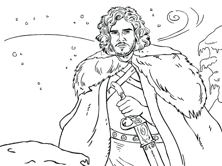 736x552 Game Of Thrones Coloring Pages Game Of Thrones Coloring Pages Game