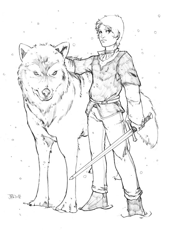 562x800 Game Of Thrones Coloring Pages