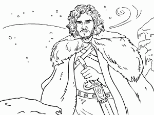 300x225 Game Of Thrones Coloring Book Coloring Coloring