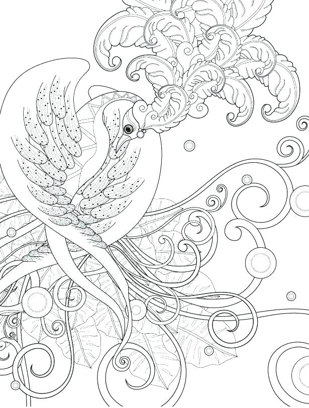 615x812 Interactive Coloring Pages For Adults Plus Online Kids Coloring