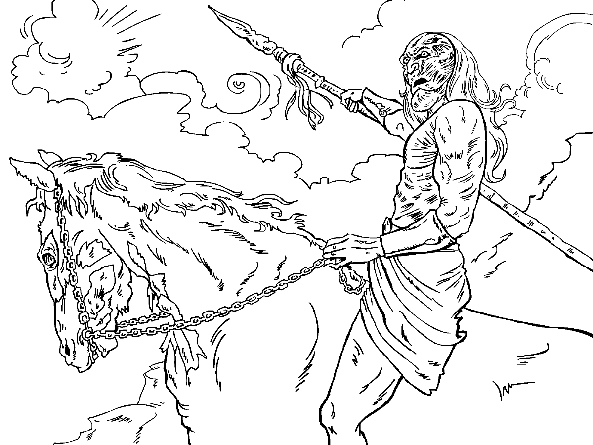 1200x900 Best Of Game Of Thrones Colouring In Page White Walker Free