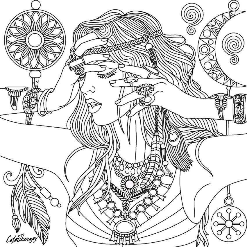 850x850 Gamera Coloring Pages Lovely Dreamcatcher Coloring Page