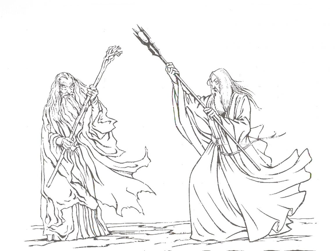 1152x864 Unique Lord Of The Rings Orc Coloring Pages Ornament