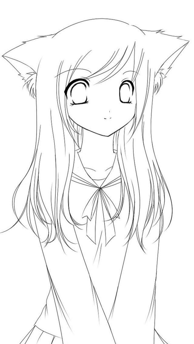 640x1136 App Shopper Coloring Pages For Anime