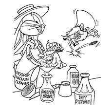 230x230 Top Free Printable Bugs Bunny Coloring Pages Online