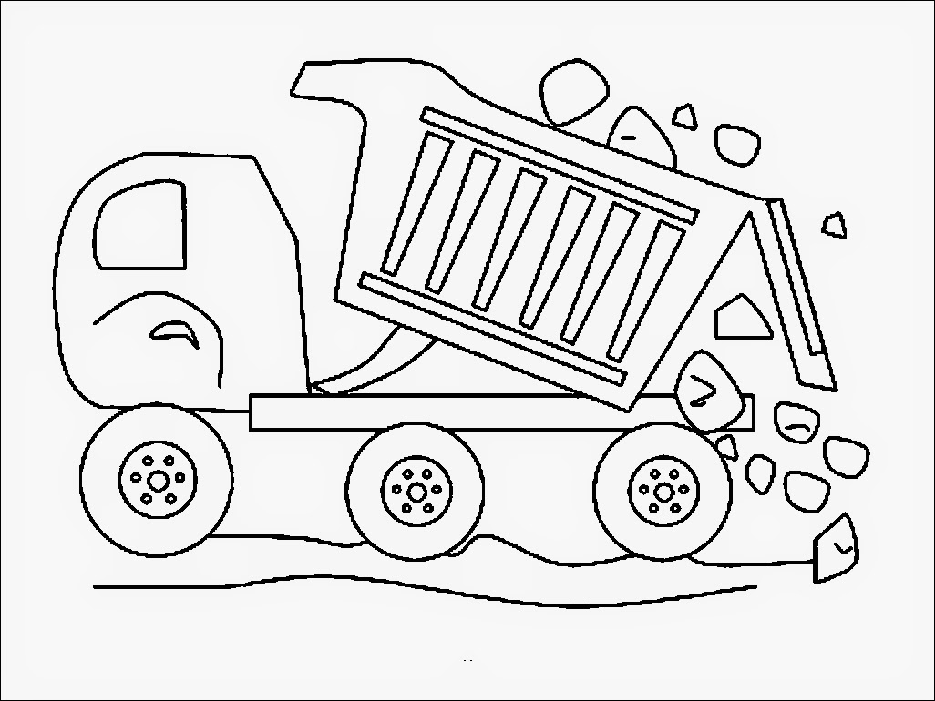 1026x770 Dump Truck Coloring Pages Luxury Free Coloring Pages Of Dump Truck